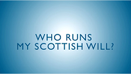 Who runs my scottish will